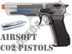 Airsoft CO2 Pistols